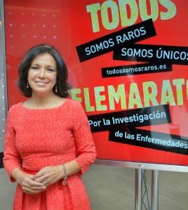 Isabel Gemio será la maestra de ceremonias.